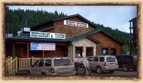 Rustic Station Restaurant and Bar